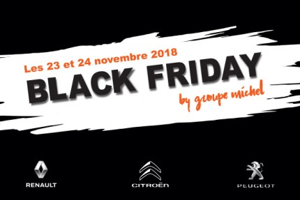 Black Friday Groupe Michel 2018