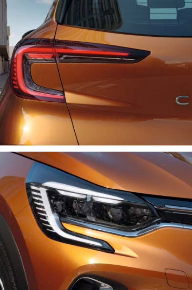 Renault SUV Captur Groupe Michel