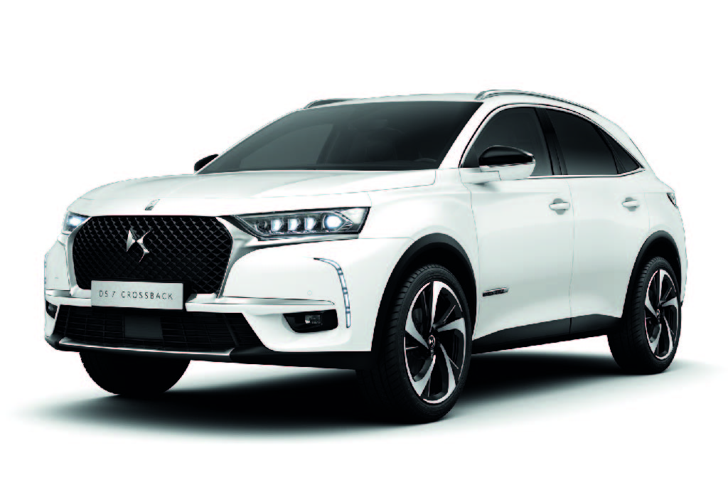 DS 7 Crossback Groupe Michel