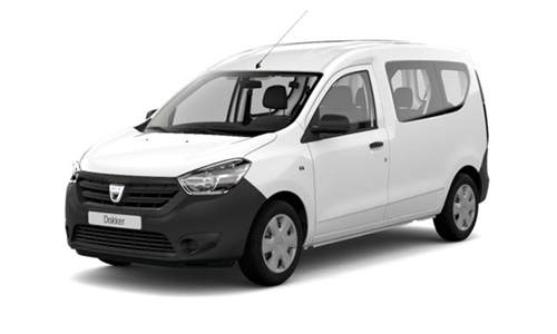 Dacia Dokker Groupe Michel