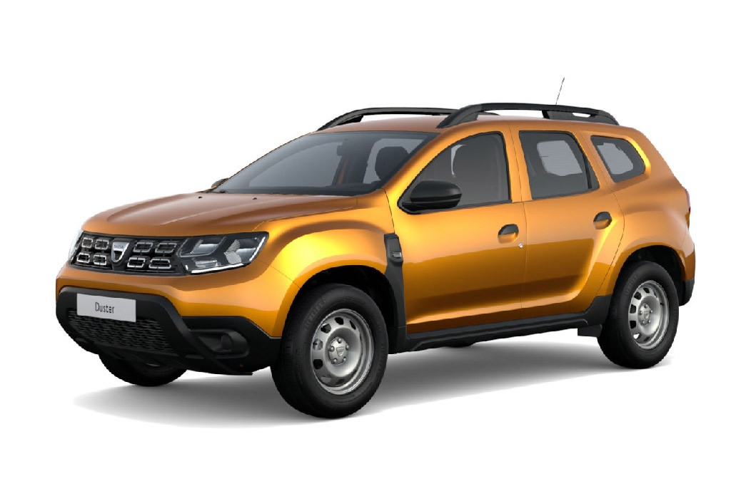Dacia DUSTER Groupe Michel