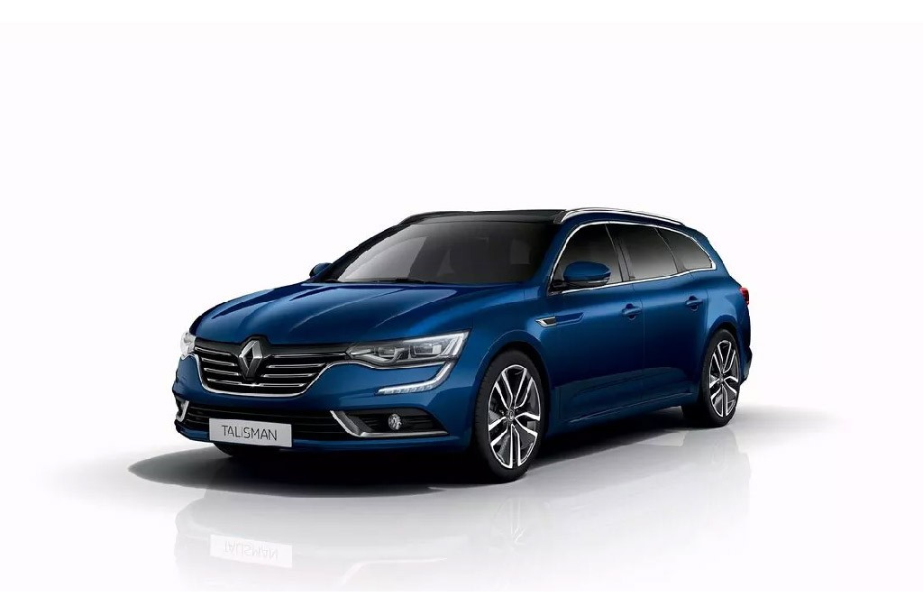 Renault TALISMAN Estate Groupe Michel